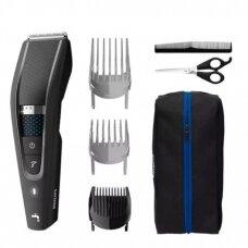 Plaunama plaukų kirpimo mašinėlė Philips Hairclipper series 5000 HC5632/15