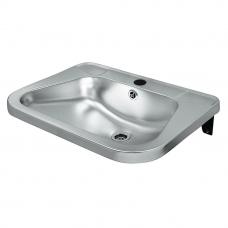 Plieninis praustuvas Faneco IRS72 - 56 cm