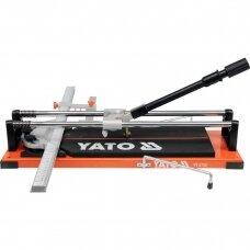 Plytelių pjaustymo staklės Yato 400 mm, YT-3700