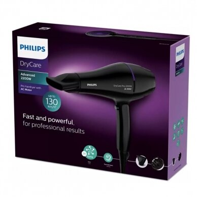 Plaukų džiovintuvas Philips DryCare Pro 5