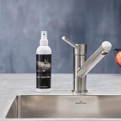Plautuvės valymo priemonė Reginox Regi-clean oil-coating 250 ml 2