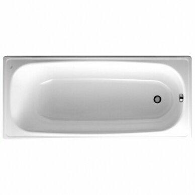 Plieninė vonia Jika Riga 120, 130, 140, 150, 160, 170 cm
