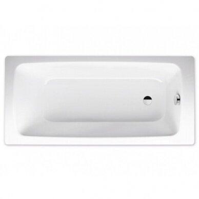 Plieninė vonia Kaldewei Cayono 170 cm su Easy Clean danga su defektu