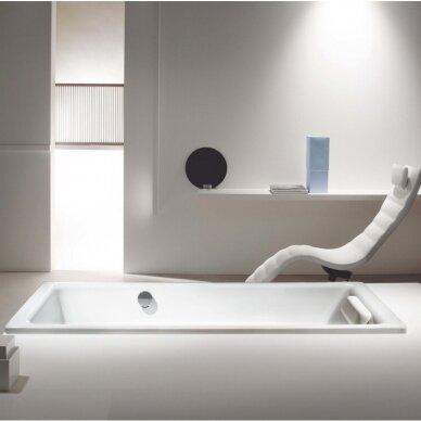 Plieninė vonia Kaldewei Puro 160, 170, 180, 190 cm 2
