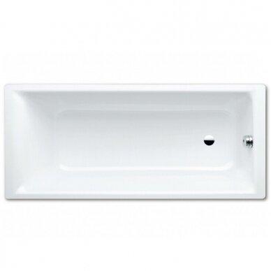 Plieninė vonia Kaldewei Puro 160, 170, 180, 190 cm