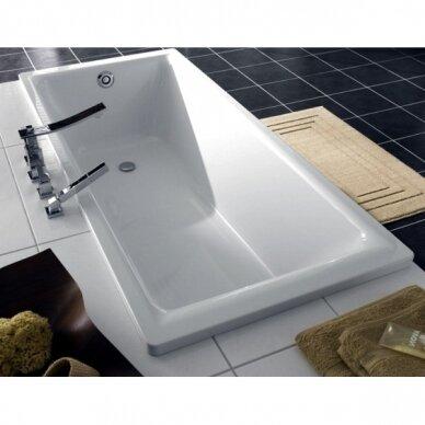 Plieninė vonia Kaldewei Puro 652 su EC, 170 cm 7