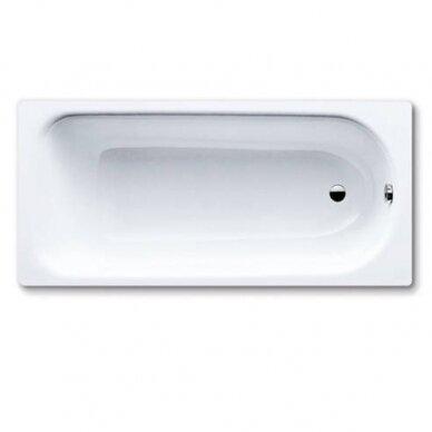 Plieninė vonia Kaldewei Saniform Plus 140, 150, 160, 170, 180 cm