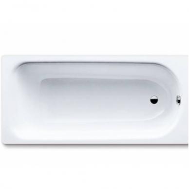 Plieninė vonia Kaldewei Saniform Plus 140, 150, 160, 170, 180 cm su Easy Clean danga
