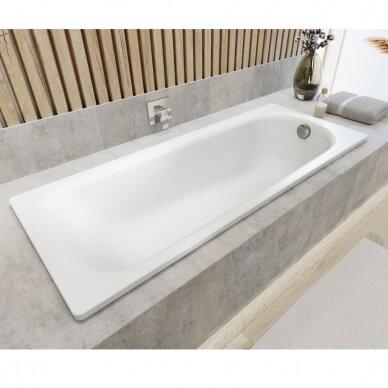 Plieninė vonia Kaldewei Saniform Plus 140, 150, 160, 170, 180 cm 4