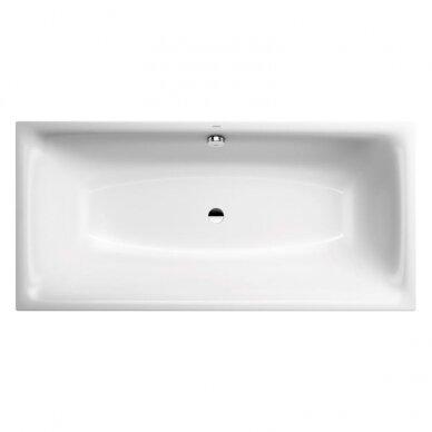 Plieninė vonia Kaldewei Silenio 170, 180 ir 190 cm