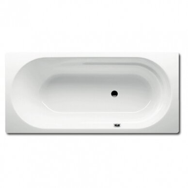 Plieninė vonia Kaldewei Vaio 170 cm