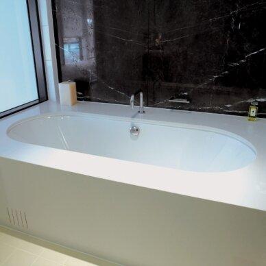 Plieninė vonia Kaldewei Vaio Duo Oval 180 cm 2