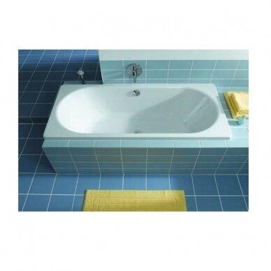 Plieninė vonia Kaldewei Vaio set 160, 170, 180 cm 2