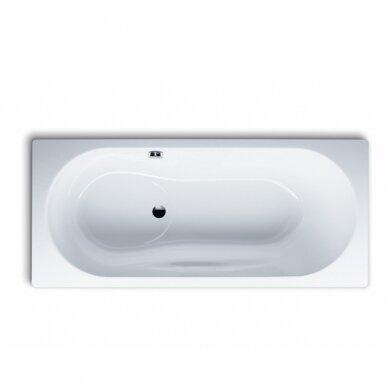 Plieninė vonia Kaldewei Vaio set 160, 170, 180 cm