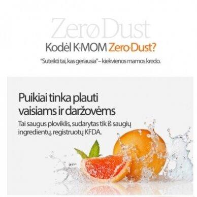 """Ploviklis K-MOM """"Zero Dust"""" kūdikių buteliukams, vaisiams ir daržovėms 3"""