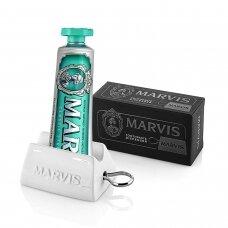 Porcelianinis dantų pastos spaustukas Marvis 1 vnt.