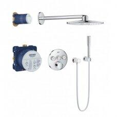 Potinkinis termostatinis komplektas Grohe SmartControl 310