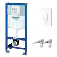 Potinkinis WC komplektas Grohe Rapid SL 3in1