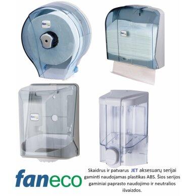 Popierinių rankšluosčių lapeliais laikiklis Faneco JET 2
