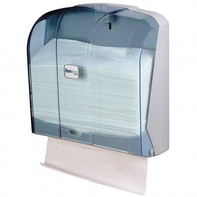Popierinių rankšluosčių lapeliais laikiklis Faneco JET 3