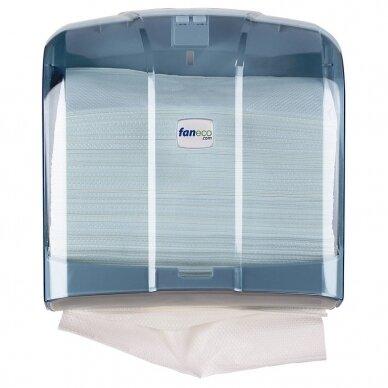 Popierinių rankšluosčių lapeliais laikiklis Faneco JET