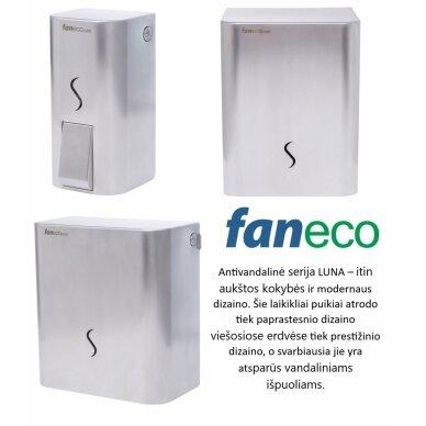 Popierinių rankšluosčių lapeliais laikiklis Faneco LUNA 4