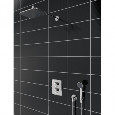 Potinkinė termostatinė dušo sistema Oras Optima 7139 6
