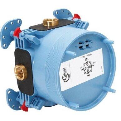 Potinkinės termostatinės sistemos komplektas Ideal Standard Ceratherm 100 3