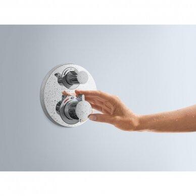 Potinkinis dušo maišytuvas Hansgrohe Ecostat S 2