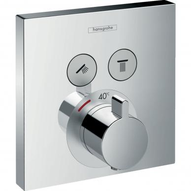 Potinkinis dušo maišytuvas Hansgrohe ShowerSelect 2 4