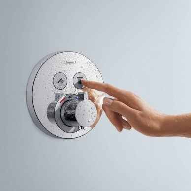 Potinkinis dušo maišytuvas Hansgrohe ShowerSelect S 2 2