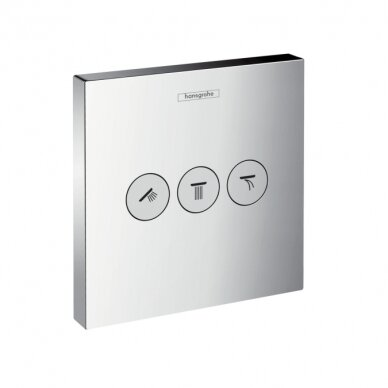 Potinkinis dušo maišytuvas Hansgrohe ShowerSelect 3