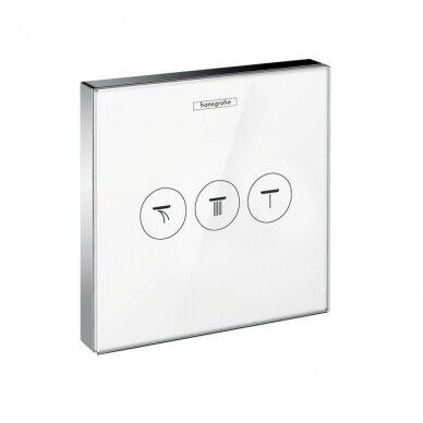 Potinkinis dušo maišytuvas Hansgrohe ShowerSelect glass 3