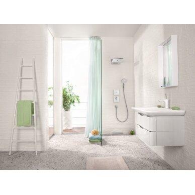 Potinkinis dušo maišytuvas Hansgrohe ShowerSelect glass 3 2