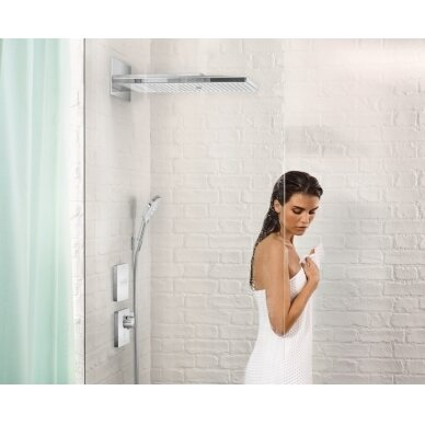 Potinkinis dušo maišytuvas Hansgrohe ShowerSelect glass 1 3