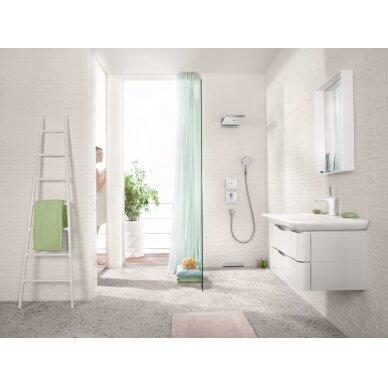 Potinkinis dušo maišytuvas Hansgrohe ShowerSelect glass 1 2