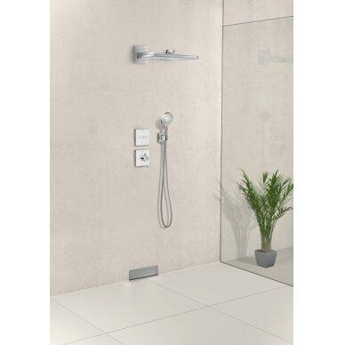 Potinkinis  dušo maišytuvas Hansgrohe ShowerSelect glass 2
