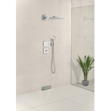 Potinkinis  dušo maišytuvas Hansgrohe ShowerSelect glass 2