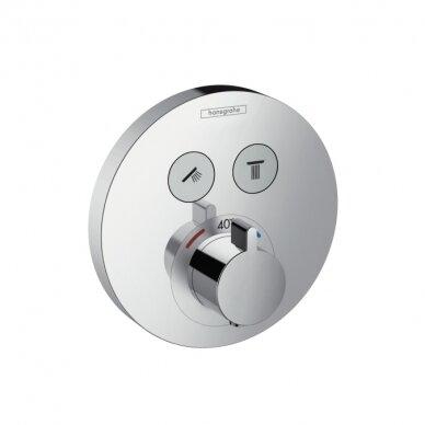 Potinkinis dušo maišytuvas Hansgrohe ShowerSelect S 2