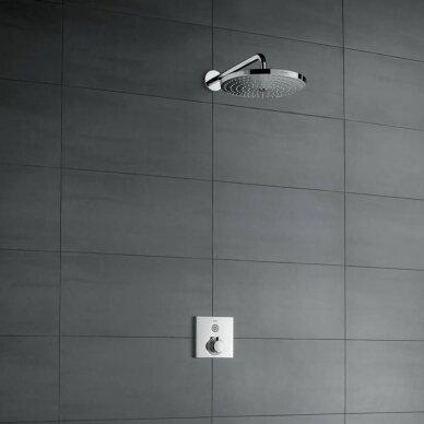 Potinkinis termostatinis dušo maišytuvas Hansgrohe ShowerSelect 1 2