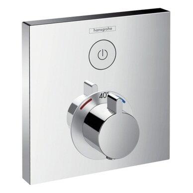 Potinkinis termostatinis dušo maišytuvas Hansgrohe ShowerSelect 1