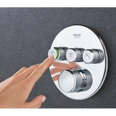 Potinkinis termostatinis komplektas Grohe SmartControl 310 6