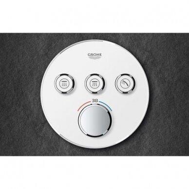 Potinkinis termostatinis komplektas Grohe SmartControl 310 7
