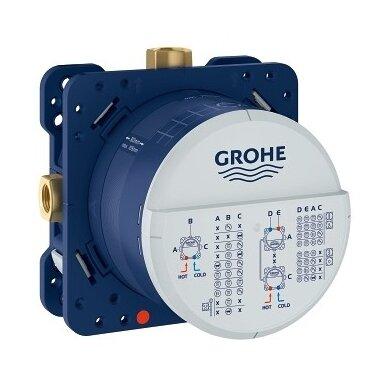 Potinkinis termostatinis komplektas Grohe SmartControl Cube 310 9