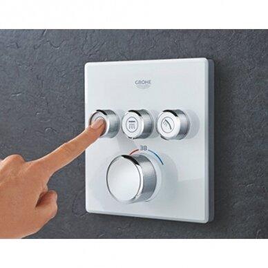 Potinkinis termostatinis komplektas Grohe SmartControl Cube 310 4