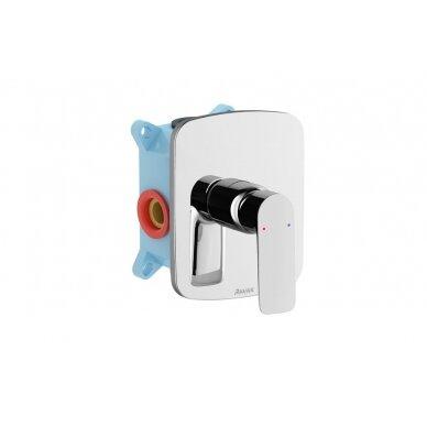 Potinkinis vonios arba dušo maišytuvas Classic, skirtas R-box