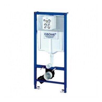 Potinkinis WC komplektas Grohe Rapid SL 3in1 2