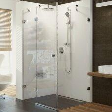 Prabangi dušo kabina Ravak Brilliant BSDPS 80 - 120 cm