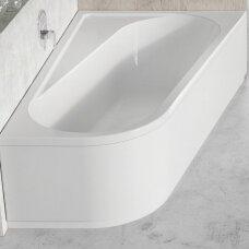 Priekinė apdailos plokštė voniai Ravak Chrome