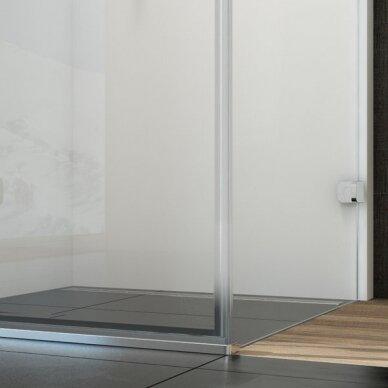 Dušo kabina Ravak Brilliant BSDPS 80, 90, 100, 110, 120 cm 6